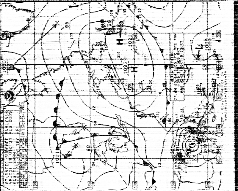 BruXy: Gallery of WEFAX images